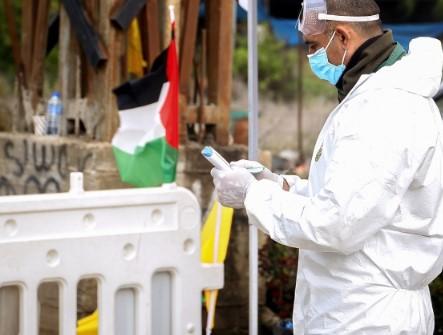 تسجيل 59 إصابة جديدة بفيروس كورونا في فلسطين