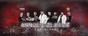"""8 أبطال لـ""""الأجسام"""" يمضون نحو أضواء بطولة برشلونة"""