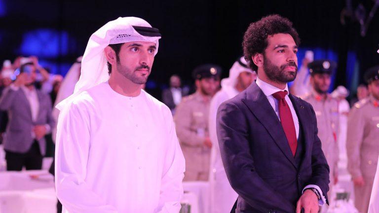 محمد صلاح قبل تسلمه جائزة محمد بن راشد للإبداع الرياضي: أشعر بالفخر لتواجدي وسط أهلي