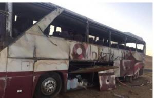 المعتمرون المصابون بحادثة تبوك يغادرون إلى الأردن