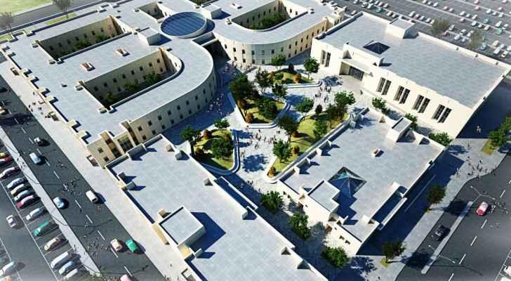 الأشغال: إنتهاء أعمال مشروع جمرك عمان الجديد في الماضونة نهاية العام الحالي