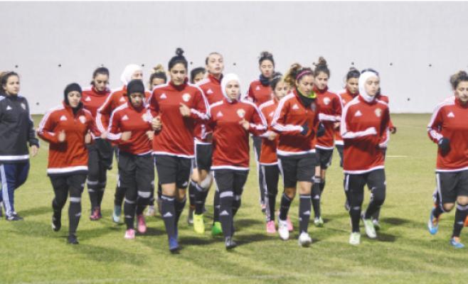 ''النشميات'' يواجه الجزائر اليوم تحضيرا لـ ''كأس آسيا''