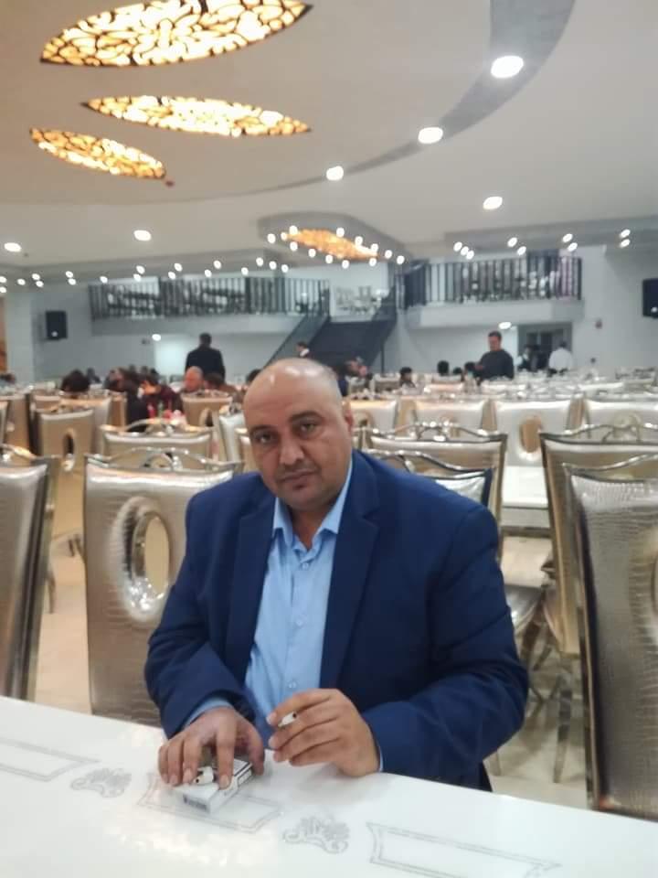 رائد بيك الخزاعله مبارك الترفيع