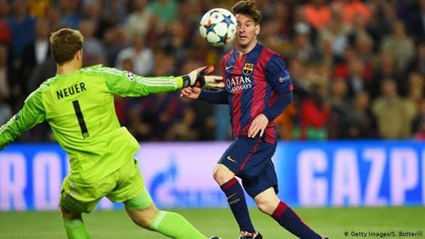 موعد مباراة برشلونة وبايرن ميونيخ في دوري أبطال أوروبا