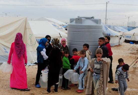 """سوريا تدعو اللاجئين السوريين في الأردن إلى العودة وتقول :"""" تأخرتم عن وطنكم"""""""
