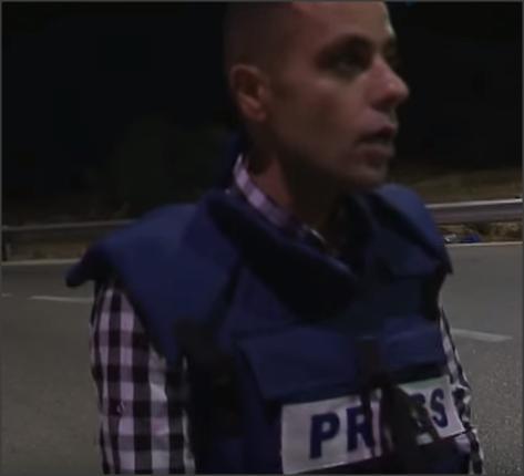بالفيديو .. محادثة مع جندي احتلالي دون علمه بتسجيل الكاميرا