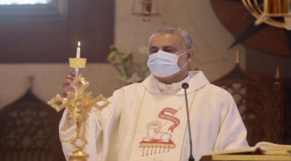 المسيحيون في الأردن يحتفلون بعيد الفصح المجيد اليوم