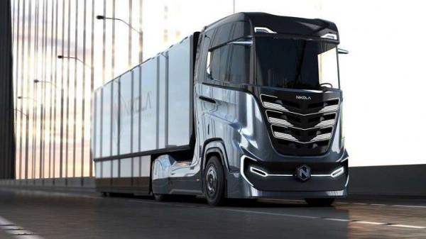 """""""Nikola Motors"""" تطوّر جيلاً جديداً من الشاحنات العاملة بمحركات هجينة"""