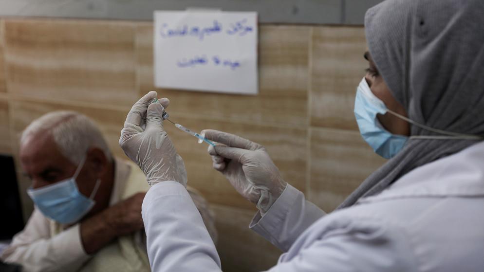 31 وفاة و2025 إصابة جديدة بالفيروس في الأراضي الفلسطينية