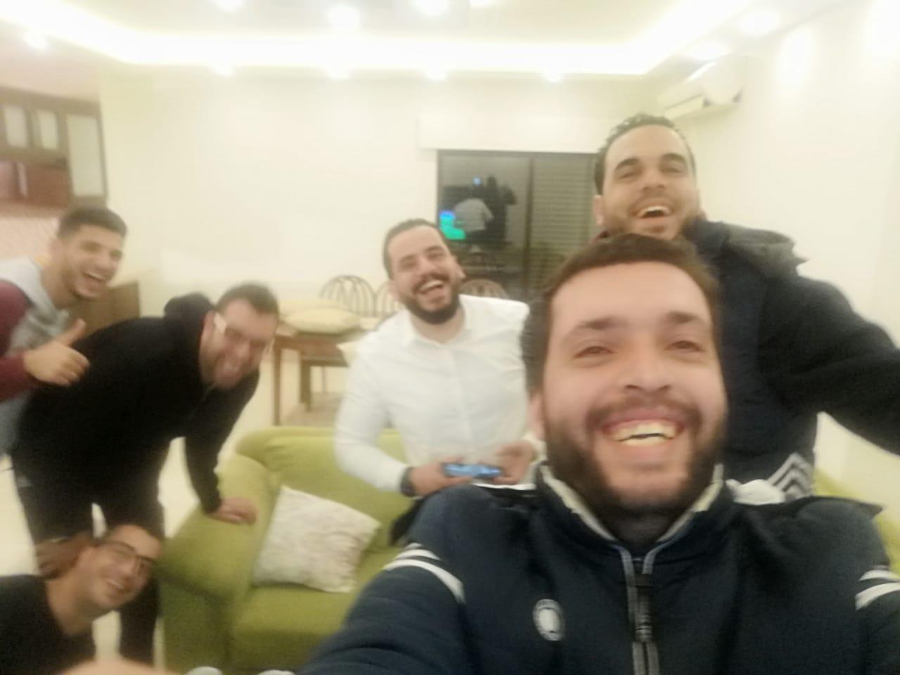 """مجموعة """"رياضة و ألعاب أخرى""""  ..  تهنىء الكابتن محمد نواره بعيد ميلاده الـ34"""