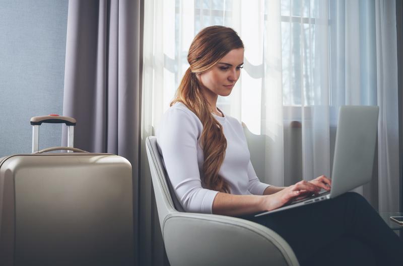 أهم النصائح عند حجز فندق عبر الانترنت