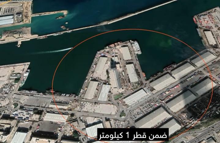 بالفيديو  ..  بالخرائط  ..  إلى أين وصل وقع التدمير الضخم في بيروت؟