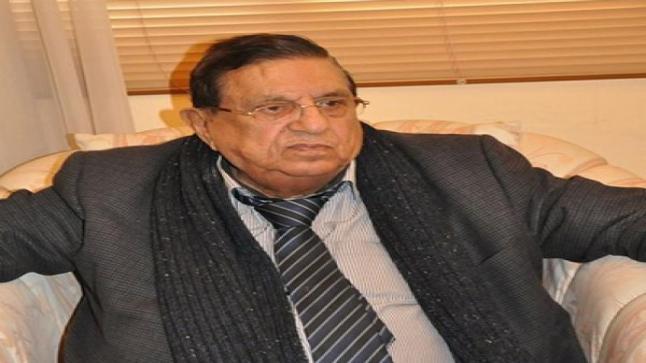 رئيس ديوان المحاسبة ينعى الوزير الأسبق هاشم الدباس