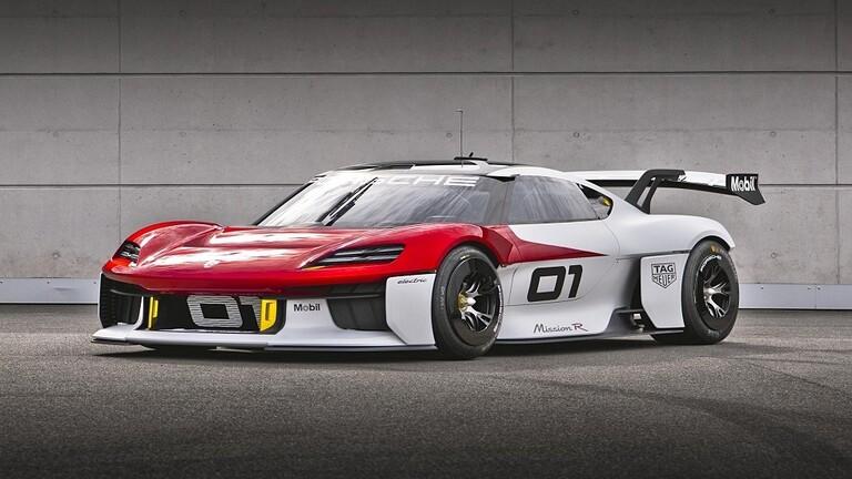 """""""معرض ميونخ للسيارات"""" يكشف عن مركبة رالي كهربائية فريدة"""