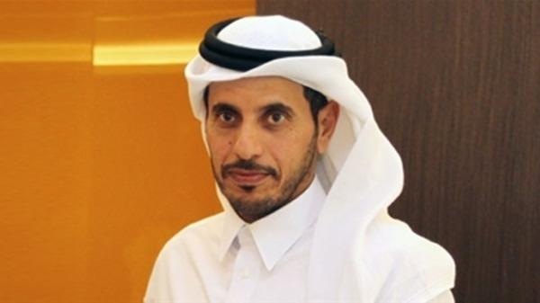 عبدالله بن ناصر رئيساً للوزراء ووزيراً للداخلية في قطر