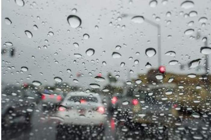فرصة لزخات متفرقة من المطر على مناطق عشوائية