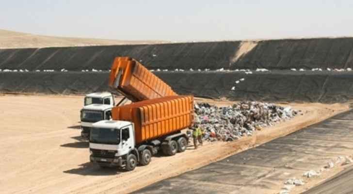 إلغاء توليد الطاقة من النفايات الأكيدر