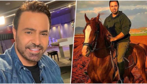 بالفيديو  ..  عاصي الحلاني يفاجئ الجميع بما كشفه عن حادثة الحصان
