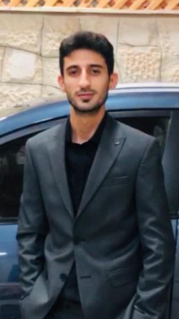 احمد خالد التميمي مبارك التخرج
