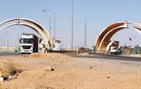 دخول الشاحنات الأردنية إلى العراق خلال 48 ساعة