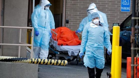 774 وفاة جديدة و نحو 70 ألف إصابة بكورونا في أميركا