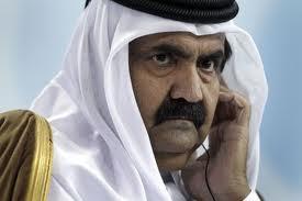 حمد يلتقي الأسرة الحاكمة واهل الحل والعقد  اليوم