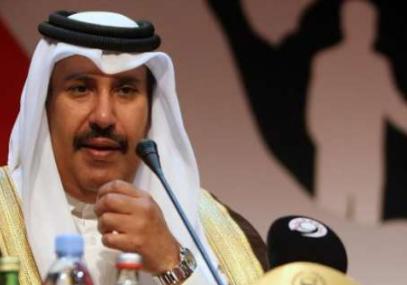 شاهدوا  ..  تغريدات غامضة لرئيس وزراء قطر الأسبق عن الانتقام و القائد الشرير تُثير الجدل