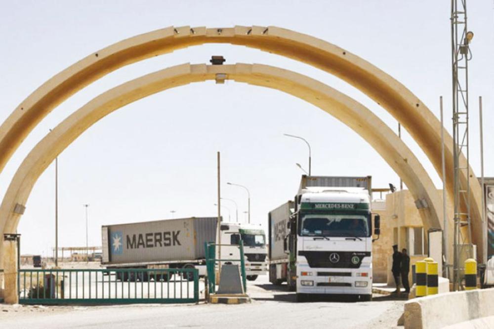 """قرارات جديدة حول التجارة الأردنية العراقية  .. """"تفاصيل"""""""