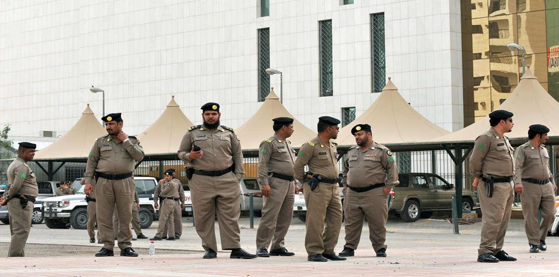 قتل عضو في هيئة الأمر بالمعروف السعودية قبيل دخوله أحد المساجد