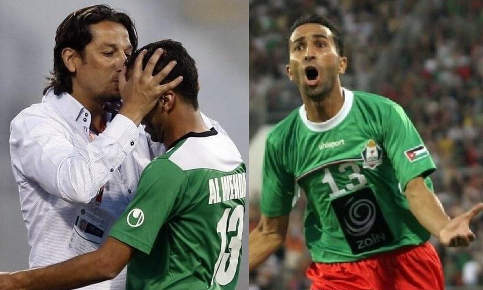 """أسطورة الوحدات يهاجم إداريي الأندية الأردنية """"نازلين على كرة القدم بالبراشوت""""!"""
