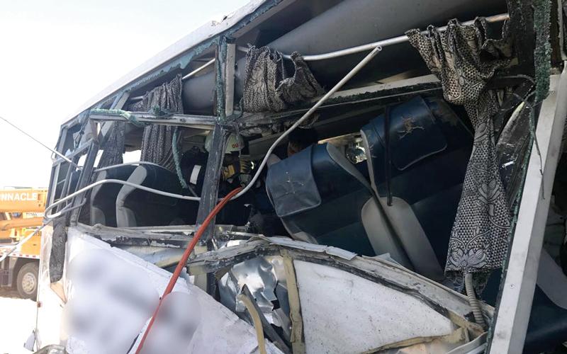 دبي: وفاة 100 شخص في حوادث مرورية خلال 9 أشهر