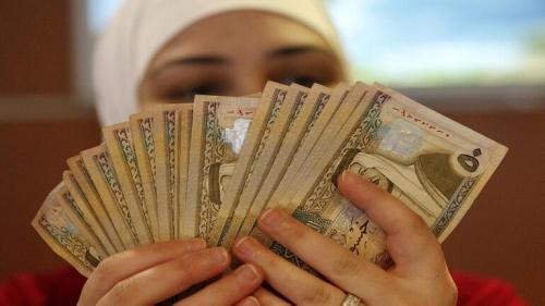 ارتفاع احتياطي العملات الأجنبية في الأردن