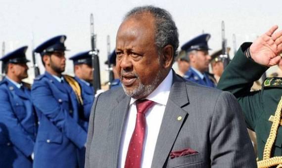 """الرئيس الجيبوتي: على العرب مساندة """"الصومال"""" في موجة الجفاف الحاد.. وعلينا دعم استقرار السودان"""
