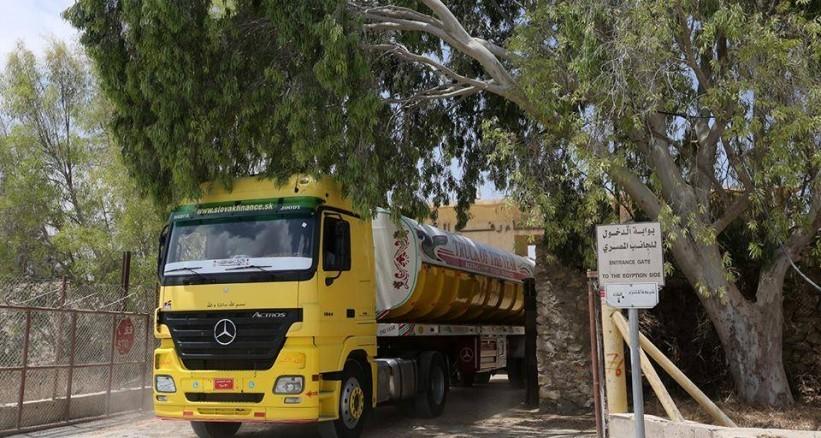 ادخال كميات من الوقود المصري و توقعات بتحسن جدول توزيع الكهرباء