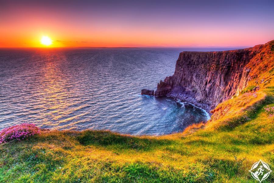منحدرات موهير ..  أسطورة الطبيعة الخلابة في أيرلندا  .. صور