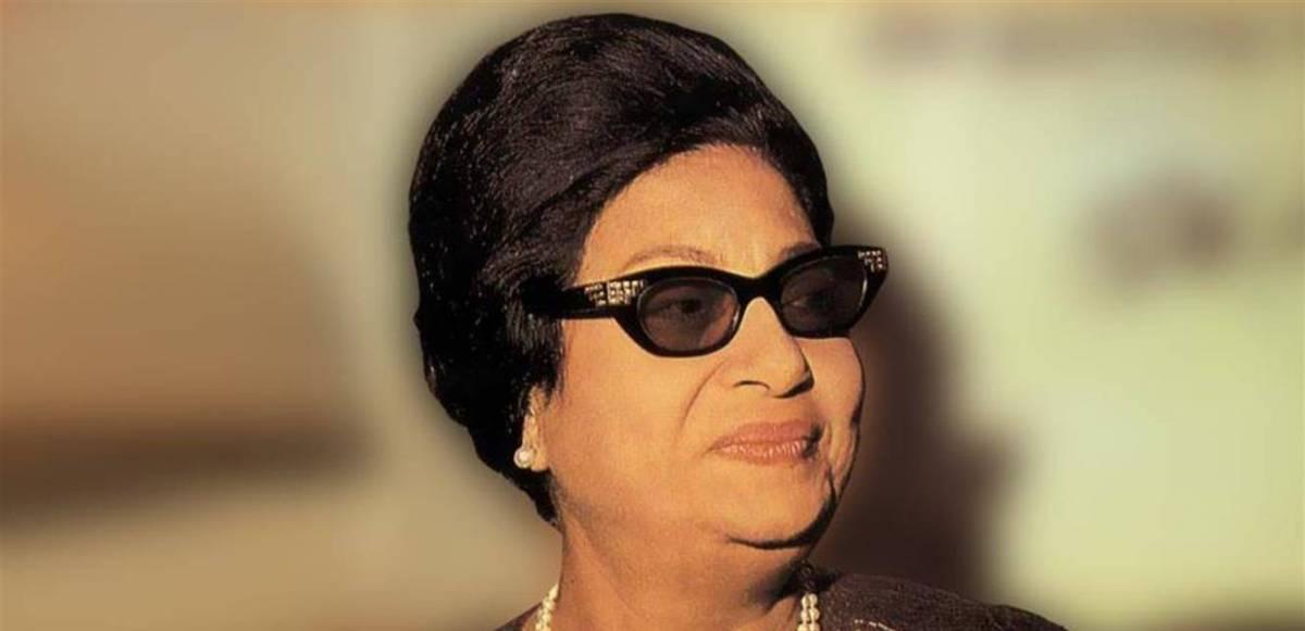 مقابلة نادرة لأم كلثوم في السودان ..  فماذا قالت عام 1968؟