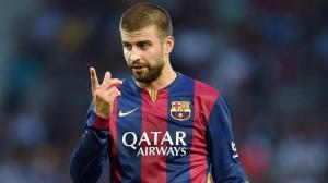 برشلونة يفتقد بيكيه ثلاثة أسابيع والبا اسبوعين