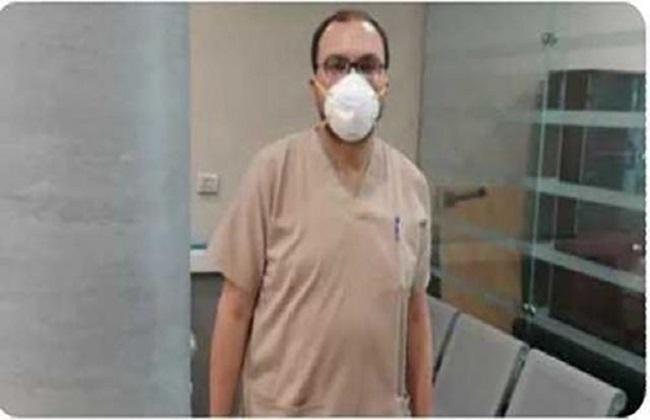 بالفيديو  ..  بعد إعلان وفاته بكورونا  ..  طبيب رجاء الجداوي يوقف الإشاعات و يفجر مفاجأة مدوية