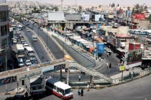 باصات الرشيد/الرصيفة/عمان
