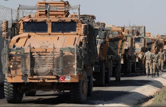 بريطانيا تقرر تعليق إصدار تراخيص تصدير السلاح إلى تركيا