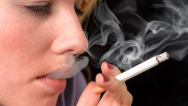 حبيبتي تدخن