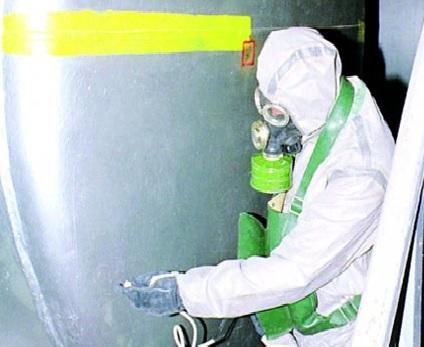 منظمة حظر الأسلحة الكيميائية : برنامج تدمير الكيماوي السوري يبدأ خلال أيام