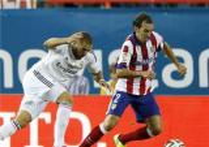 بالفيديو : أتلتيكو يهزم ريال مدريد ويتوج بطلاً للسوبر
