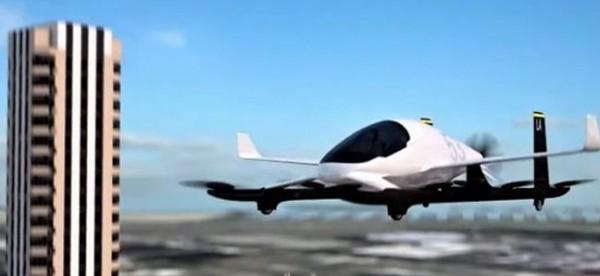 أوبر تخطط لتوصيل الطعام عبر الطائرات بدون طيار