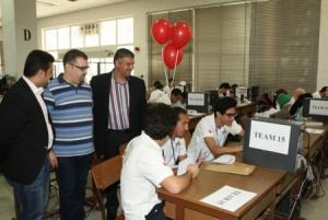 انطلاق المسابقة الوطنية للبرمجة في نسختها السادسة في الجامعة الأردنية اليوم