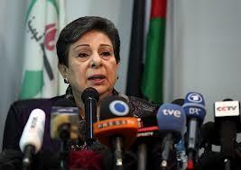 حنان عشراوي : تصريحات نائب وزير الجيش الصهيوني تمس سيادة الدولة الأردنية