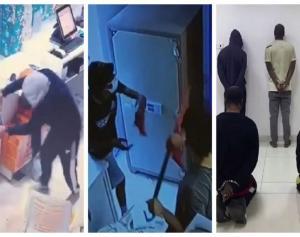القبض على عصابة ارتكبت عدة جرائم سرقة بالرياض