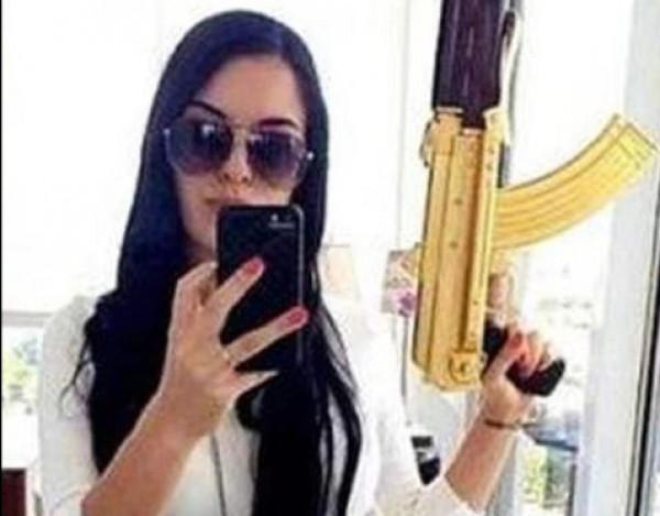 مقتل أخطر امرأة في المكسيك  ..  صور