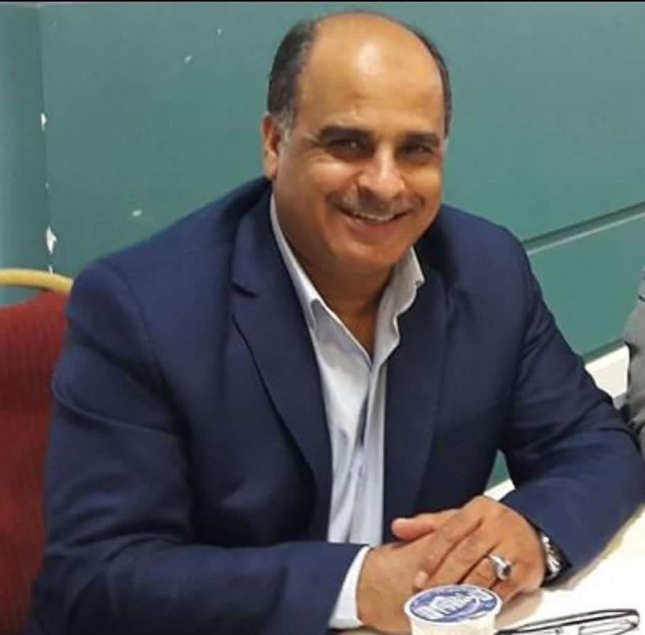 مبارك الدكتور حسن الخالدي التعيين