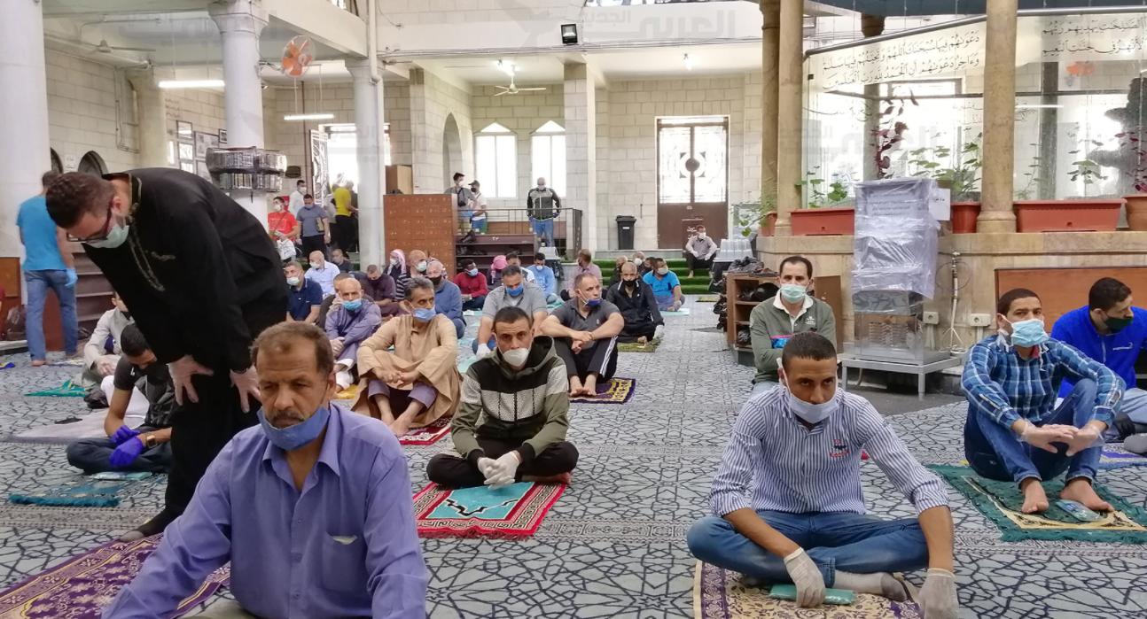 الحكومة: قرار وشيك يتعلق بصلاة الجمعة خلال أيام  ..  تفاصيل